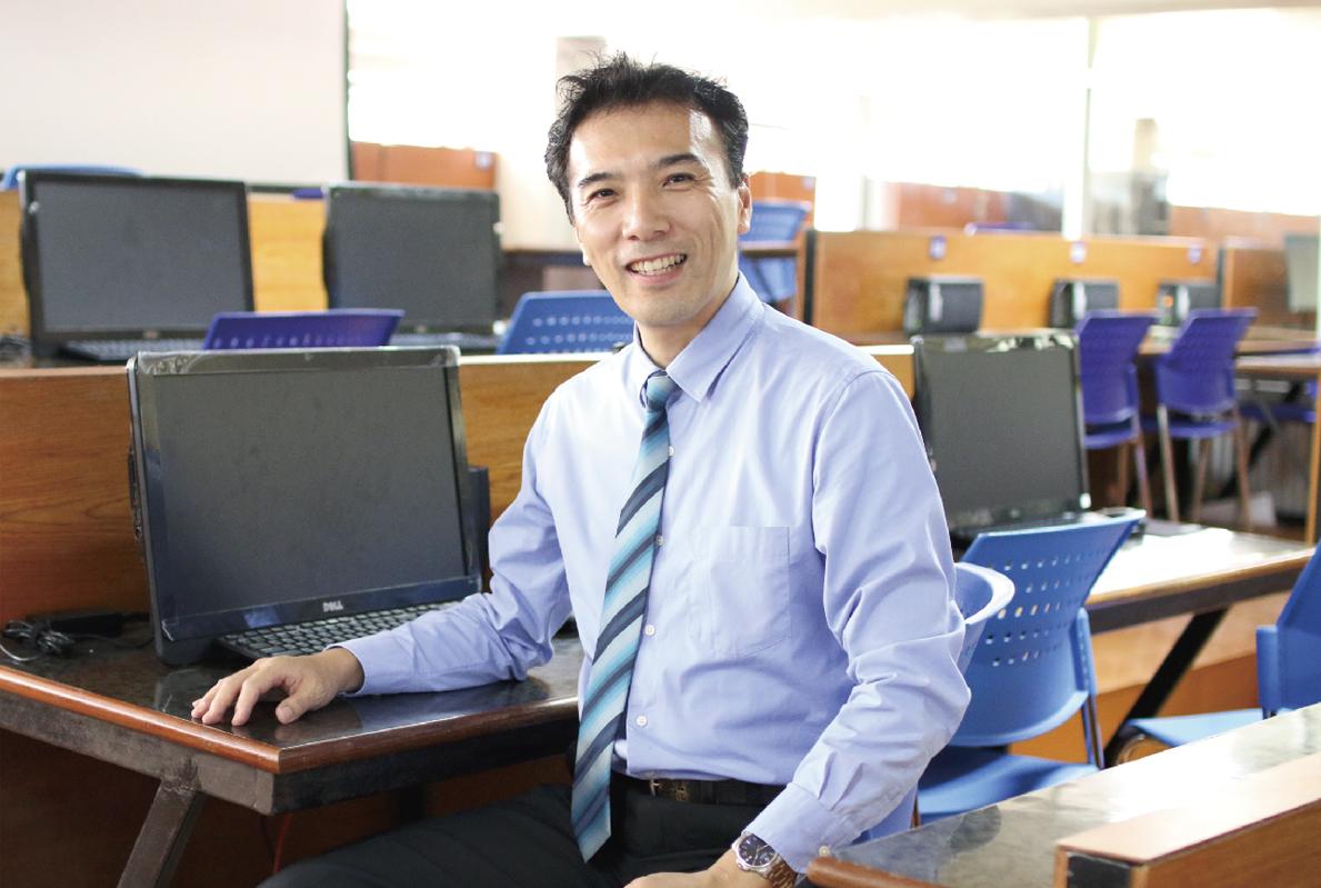JICAコンピュータ技術隊員 トランで育てる、未来の技術者 - ワイズデジタル【タイで生活する人のための情報サイト】