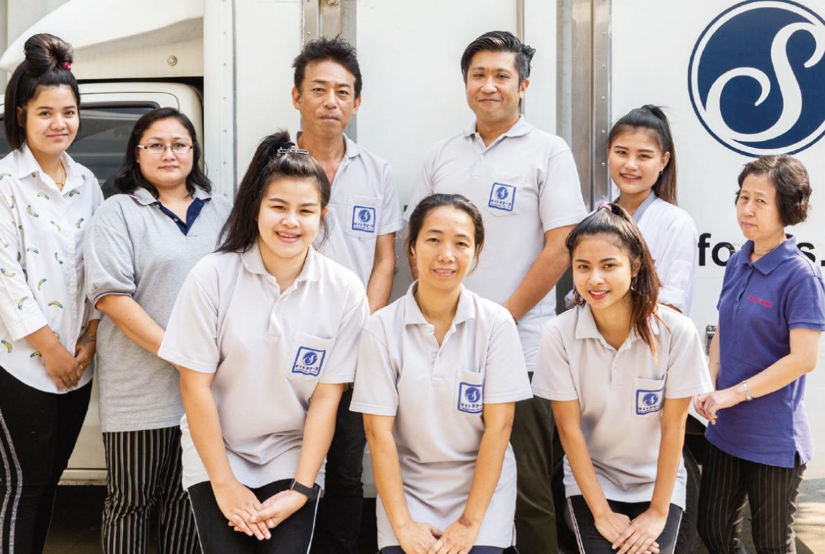SAITO FOODS CO., LTD. - ワイズデジタル【タイで生活する人のための情報サイト】