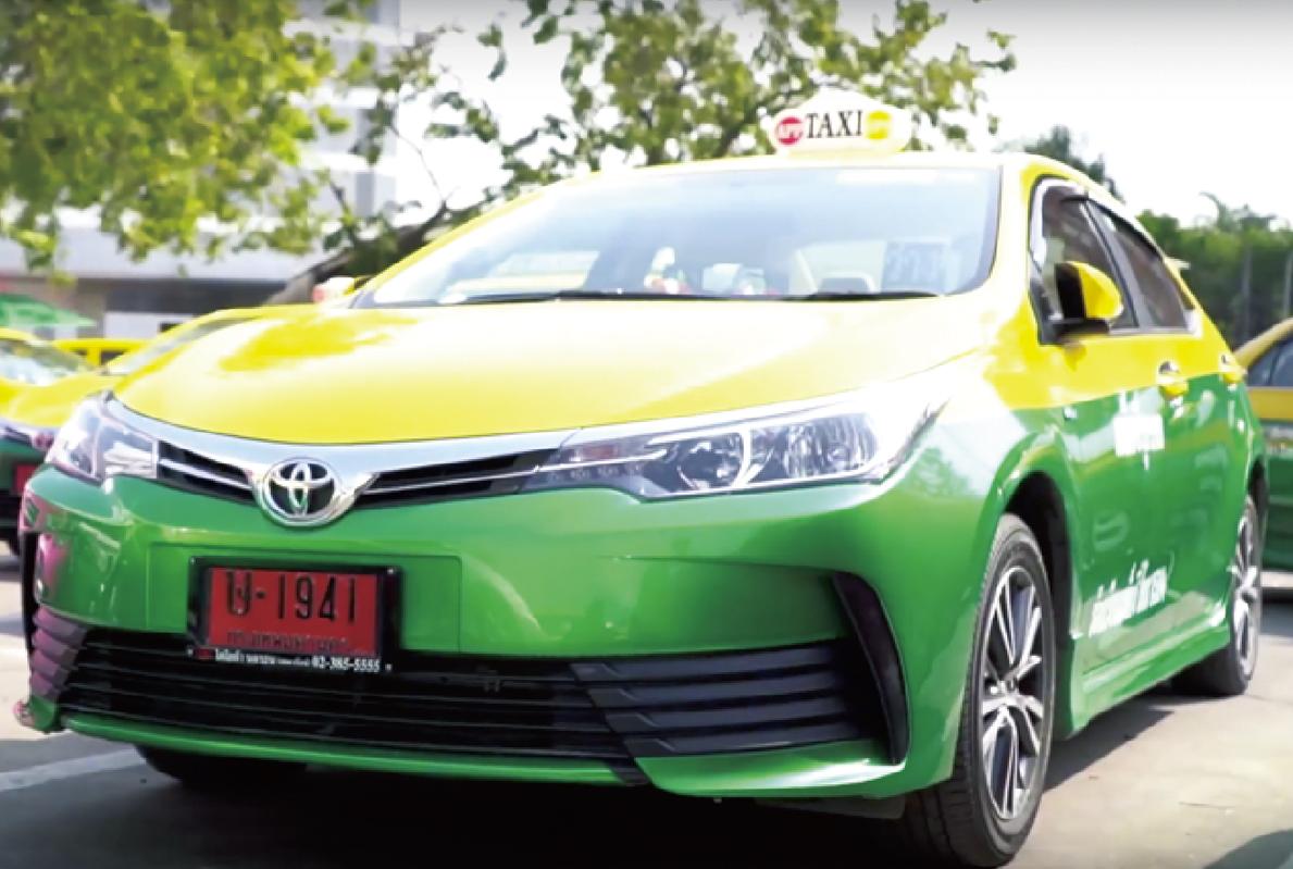 新型タクシー「Taxi OK」って? - ワイズデジタル【タイで生活する人のための情報サイト】