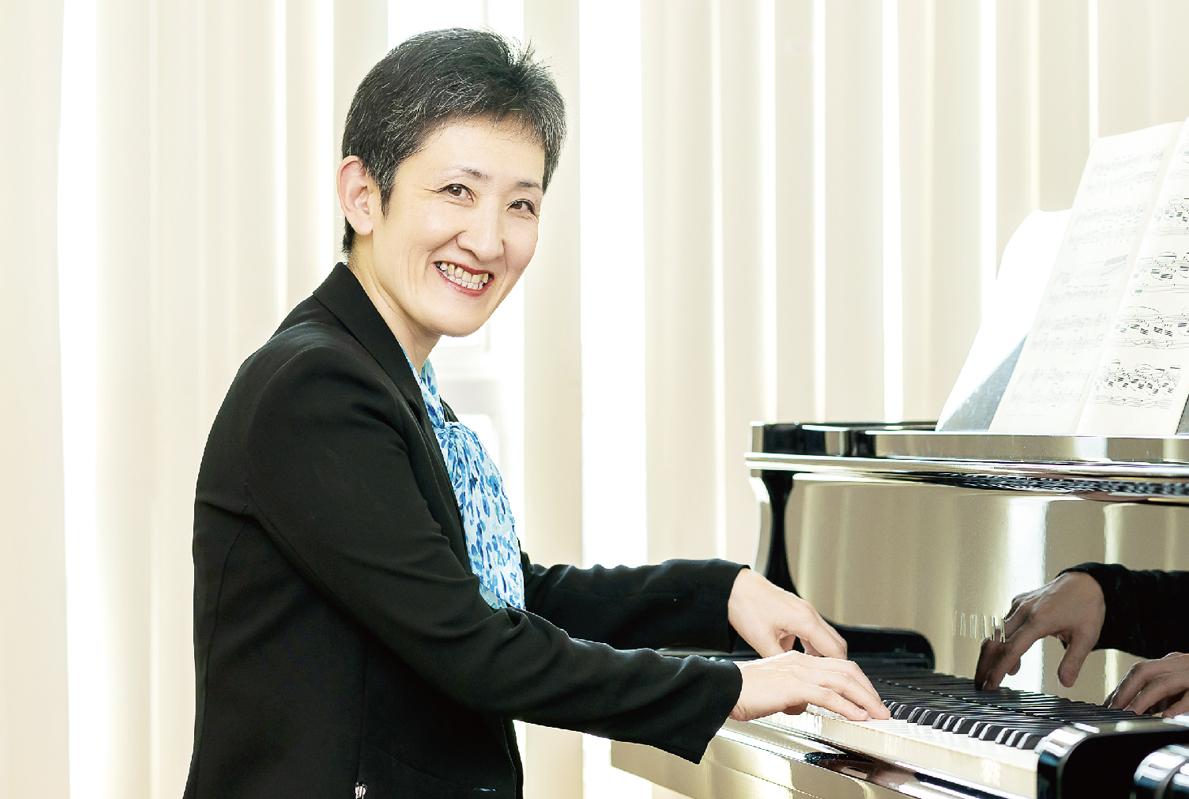 「技術よりも人間性を育てたい」 マヒドン大学・ピアノ科教員 - ワイズデジタル【タイで生活する人のための情報サイト】