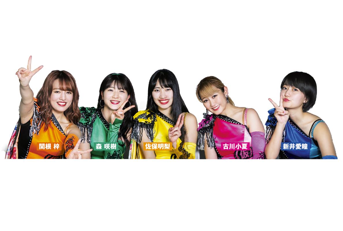 【WiSE独占インタビュー】15年の絆、攻め続けるアイドル UPUPGIRLS (仮)