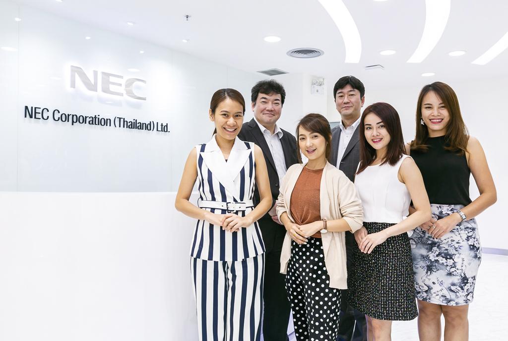 NECCORPORATION (THAILAND) LTD. - ワイズデジタル【タイで生活する人のための情報サイト】