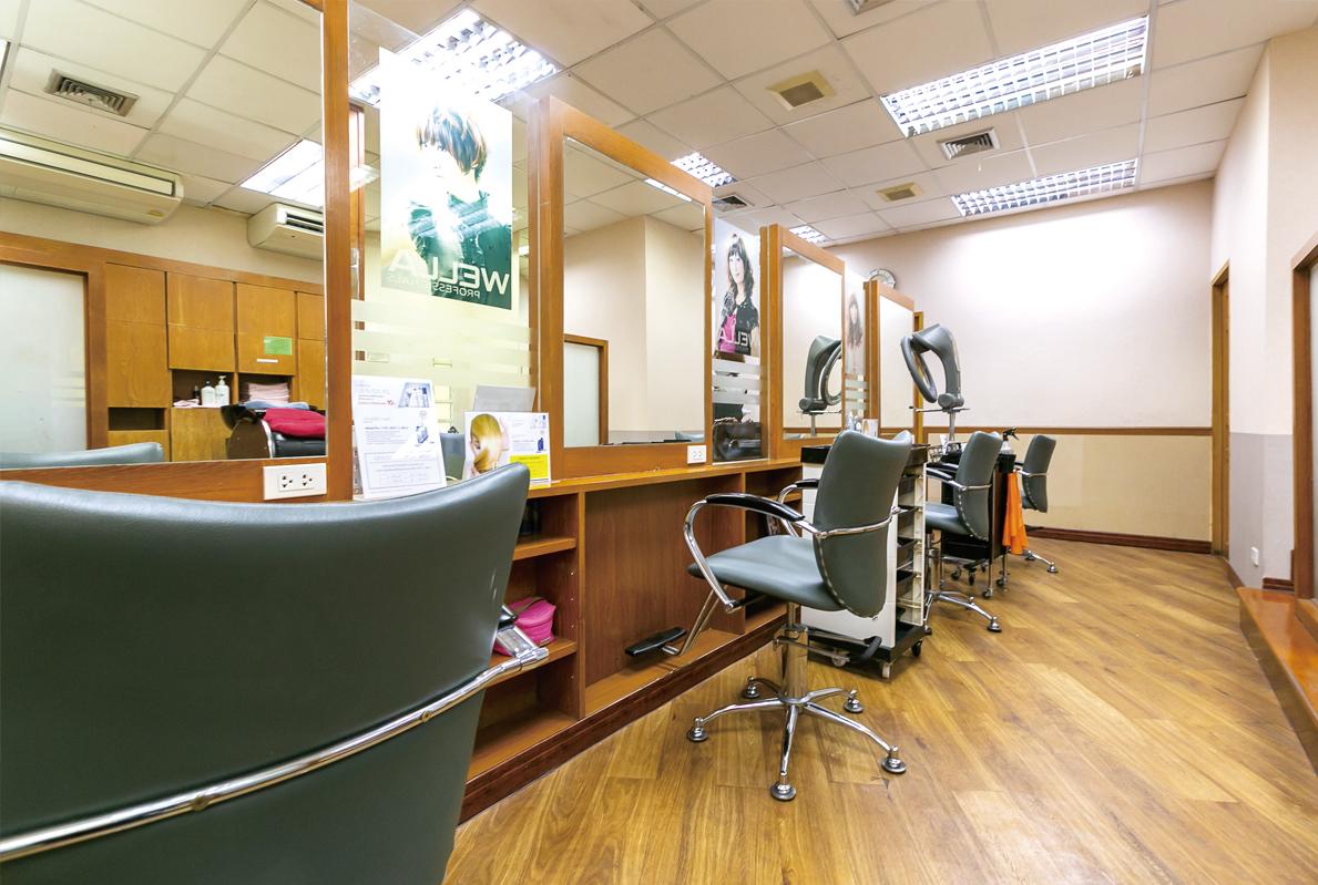 Hair Studio Bam-Boo - ワイズデジタル【タイで生活する人のための情報サイト】