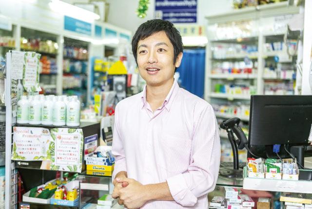 タイ生活に安心と充実を ブレズ薬局の若き開拓者 - ワイズデジタル【タイで生活する人のための情報サイト】