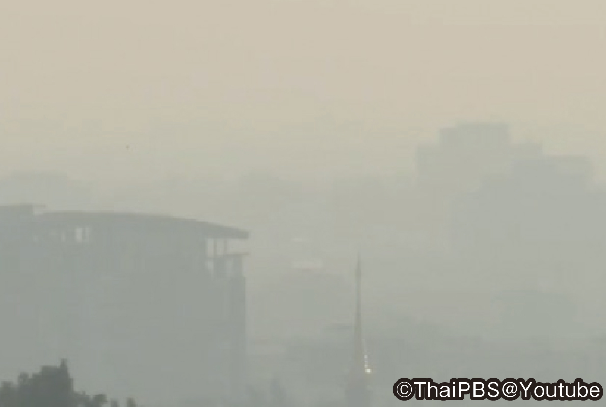 世界最悪の大気汚染
