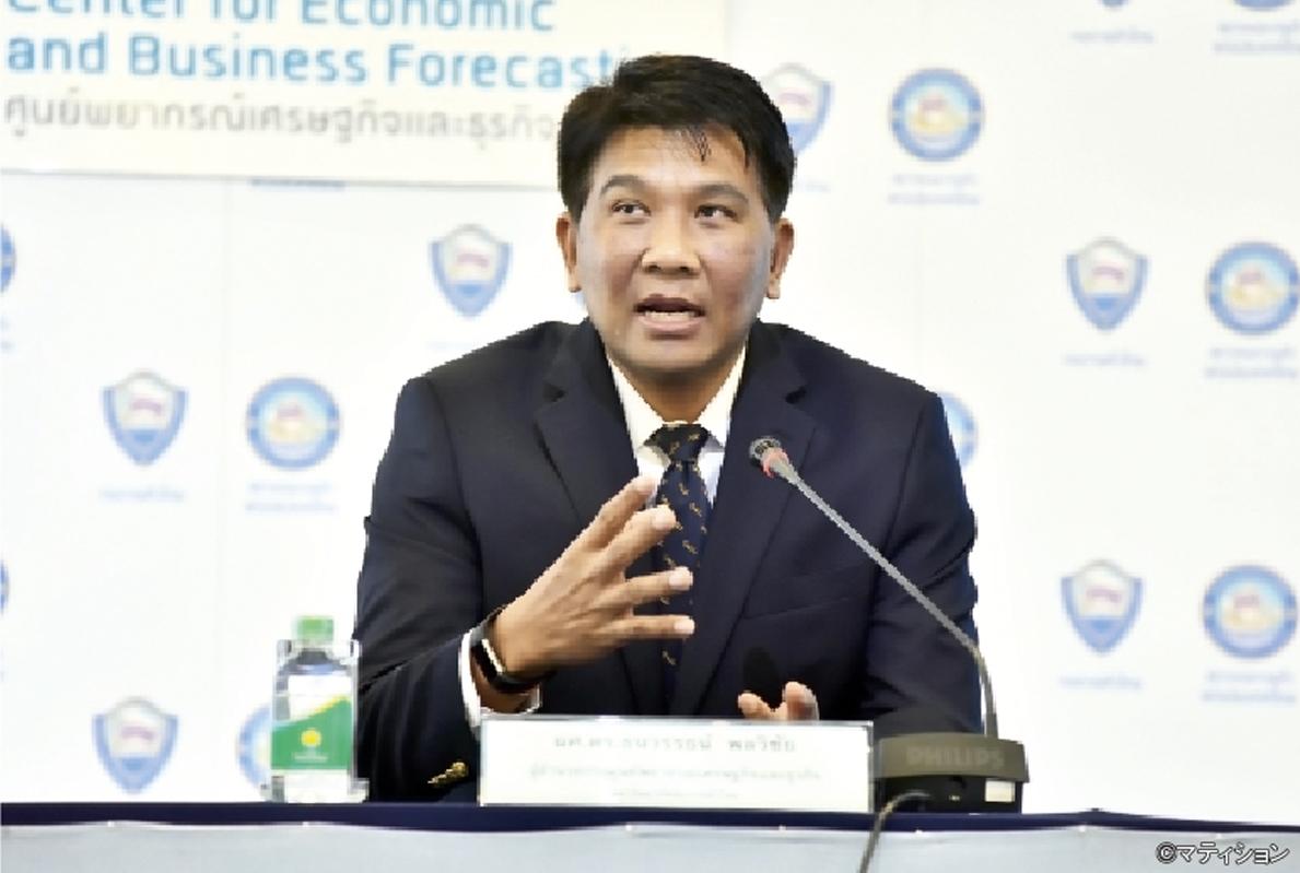 タイ経済減速か!?