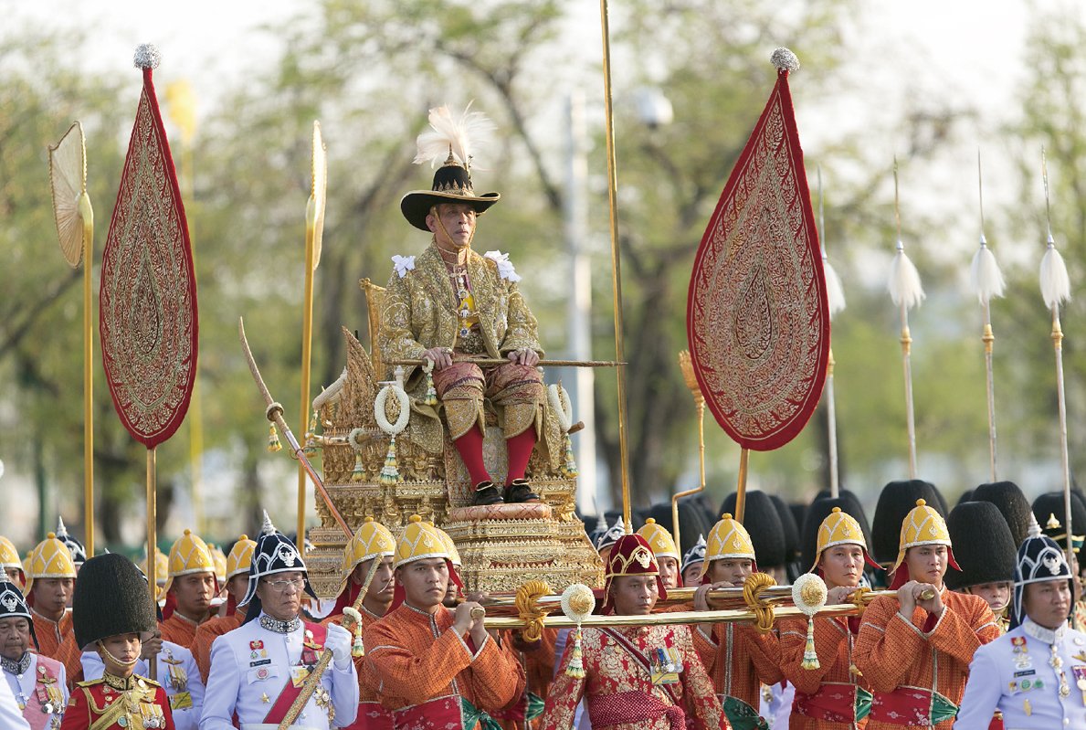 戴冠式 - ワイズデジタル【タイで生活する人のための情報サイト】