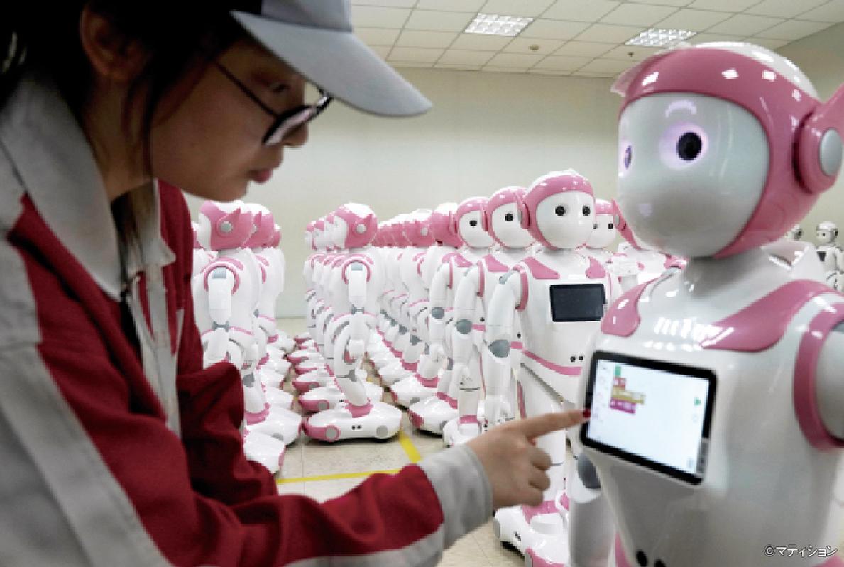 AIが変えるタイの未来図 - ワイズデジタル【タイで生活する人のための情報サイト】