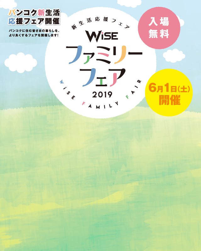 wise family fair 2019 top image