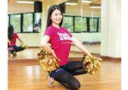 届け! 元気・勇気・笑顔 SARII's CHEER ダンスコーチ - ワイズデジタル【タイで生活する人のための情報サイト】