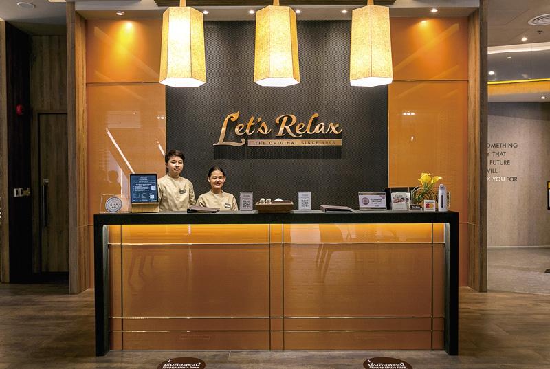 Let's Relax Well-Being Hub - ワイズデジタル【タイで生活する人のための情報サイト】