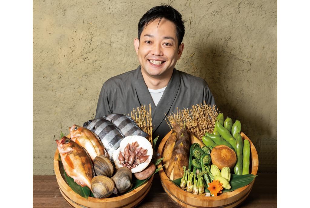 【笹弥】季節の野菜と魚介 - ワイズデジタル【タイで生活する人のための情報サイト】