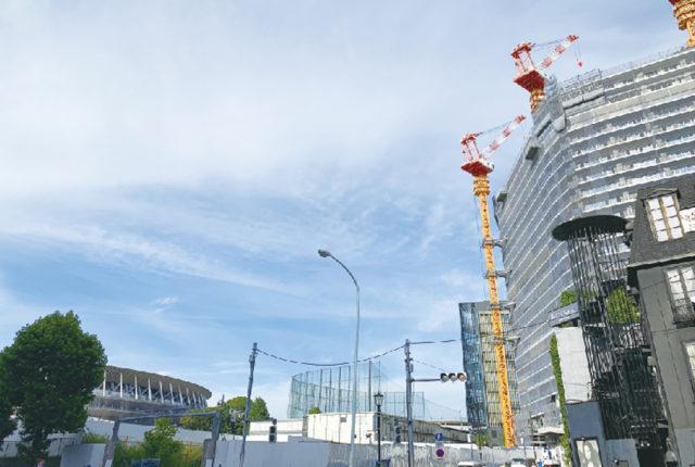 東京オリンピックとバブルな感じ - ワイズデジタル【タイで生活する人のための情報サイト】