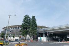 日常の中の東京オリンピック