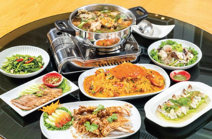 ダシが決め手の鯛鍋など日本人の口に合う味付けが人気の秘訣