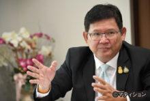 「教育のレベルがその国の国力を決める」と言われるが、タイ政府も本気で人材育成に力を注いでいる。