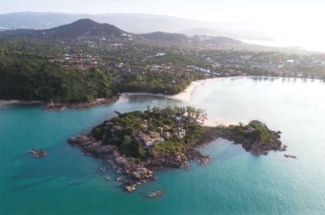 Cape Fahn Hotel, Private Island Samui - ケープ・ファーン・ホテル プライベート・アイランド・サムイ - サムイ島