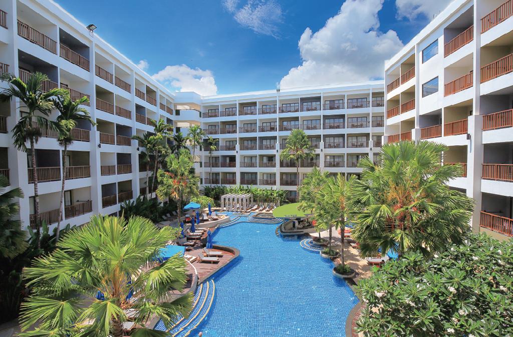 Deevana Plaza Phuket-Patong - ディーバナ・プラザ プーケット・パトン - サムイ島