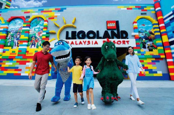園内をくまなく楽しむには、最低でも1泊するのが◎。併設されるレゴランドホテルでレゴの世界を堪能して
