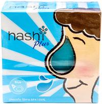 Hashi Set - ハシセット - 効能:鼻うがい - 用法・用量:同包の生理食塩パウダーと規定量の水を混ぜて使用 - 情報:鼻うがい用生理食塩水(パウダー)と容器のセットです - 価格目安:180B前後