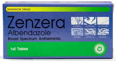 Zenzera - ゼンゼラ - 効能:腹痛など - 用法・用量:就寝前に2錠を服用、継続して3日間服用 - 情報:妊娠中、授乳中の方、1歳未満は服用できません - 価格目安:30B前後