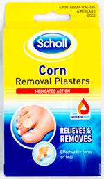 Corn Plaster - コーン・プラスター - 効能:魚の目用ばんそうこう - 用法・用量:患部に貼って使用 - 情報:16歳以上の使用が望ましい - 価格目安:100B前後