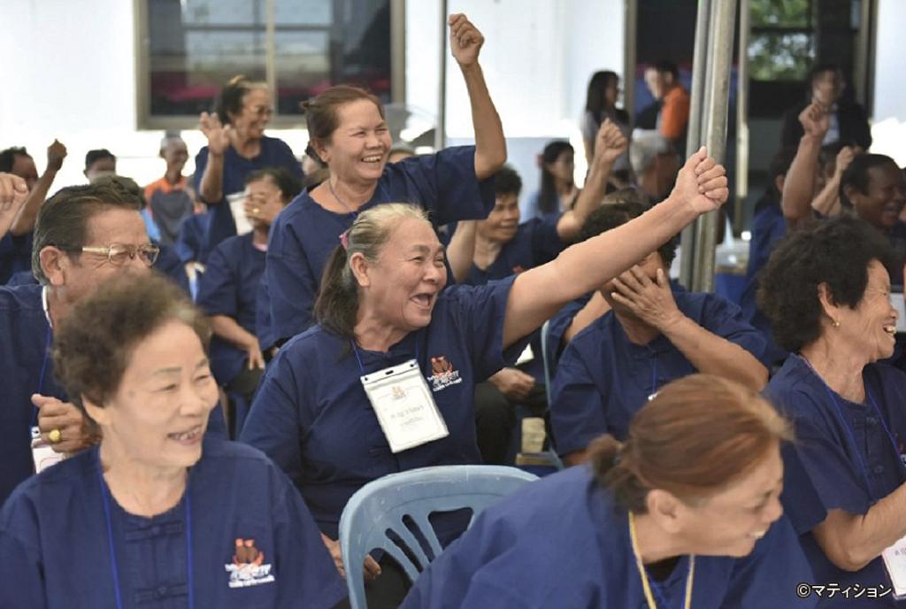 タイの年金指数は最下位 - ワイズデジタル【タイで生活する人のための情報サイト】
