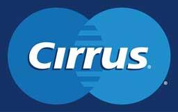 国際キャッシュカード 国際的なATMネットワークと提携した海外のATMから現地通貨で預金の引き出しが可能な国際キャッシュカード。カードにビザカードが運営する「PLUS」またはマスターカードが運営する「Cirrus」のロゴが付いています。 ※別途手数料あり