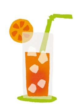 オレンジジュース น้ำส้ม ナ(ム)ソ(ム)
