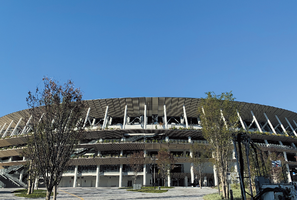 完成した杜のスタジアム - ワイズデジタル【タイで生活する人のための情報サイト】