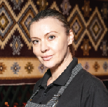 Anna - The Owner of Argo Georgian and  Greek Restaurant