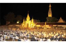 今年も残すところあとわずか。もともと仏教徒の多いタイでは、寺院でお祈りをしながら年越しするのが慣例だ。ただ、最近はイルミネーションやカウントダウンイベントなどが増え、寺院以外で新年を祝う人も多いという。