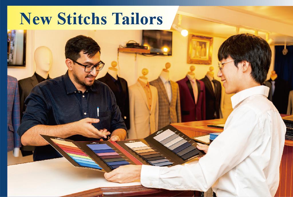 New Stitches Tailorsって? - ワイズデジタル【タイで生活する人のための情報サイト】