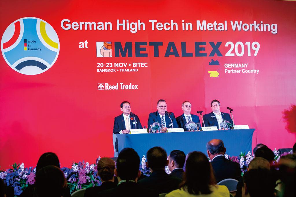 今年で33回目となる、同イベントのテーマは「New Smart Technology」。そこで、今回は世界最高峰の製造先進国ドイツとパートナーシップを結び、第4次産業革命と言われる、製造現場へのIoTや人工知能(AI)などのデジタル技術を活用を取り組む「インダストリー4.0」発祥国であるドイツからも多くの企業が出展し、注目を集めた。