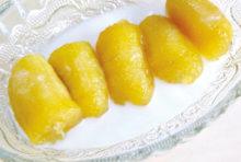黄金に輝く甘〜いバナナにメロメロ