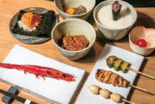 【Shun by Yanagiya】おまかせコース(デザートを含む全17品)4,800 Baht