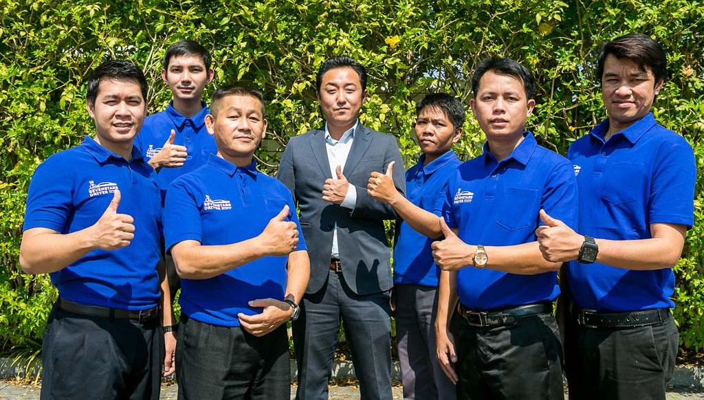 SEVENSTARS CORPORATION CO., LTD. - 企業検索 - ワイズデジタル【タイで生活する人のための情報サイト】