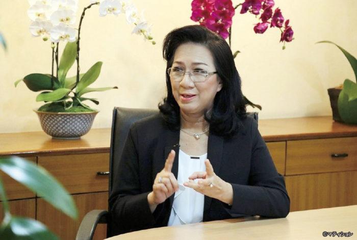 景気低迷なんのその。今年のタイは、東部 経済回廊(EEC)のさらなる発展が経済を下 支えするという。