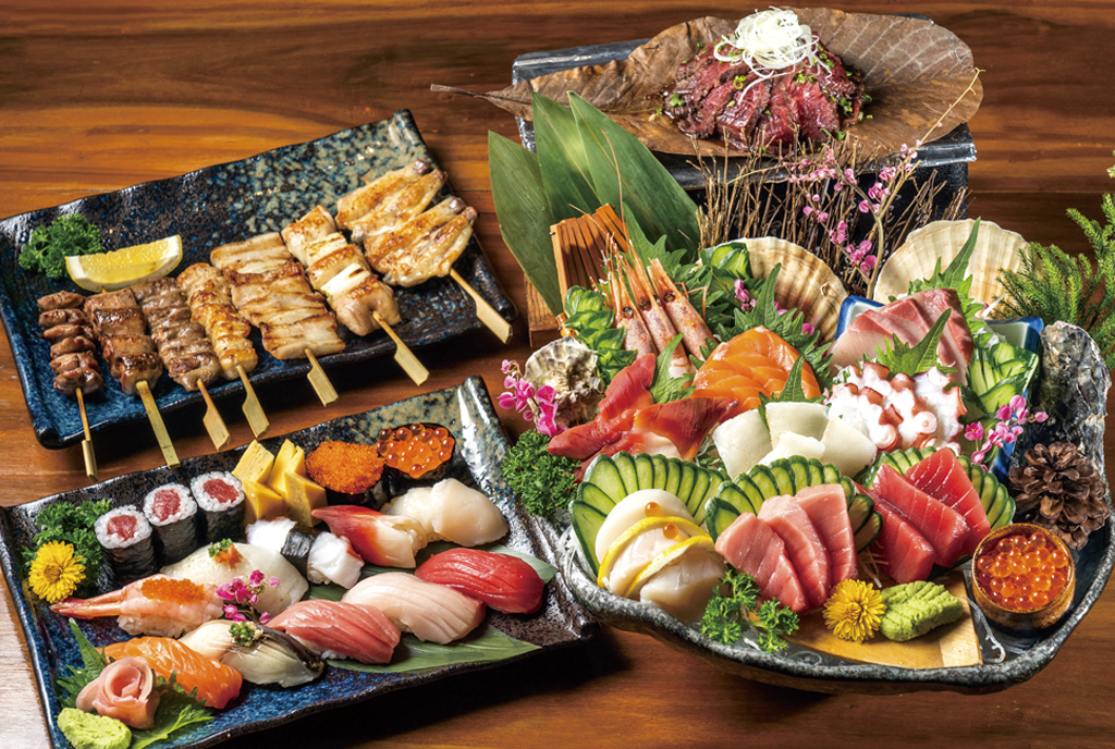 十割そば酒場 のじ庵x日本料理 Ashibi - ワイズデジタル【タイで働く人のための情報サイト】