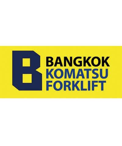 BANGKOK KOMATSU FORKLIFT CO., LTD. LOGO