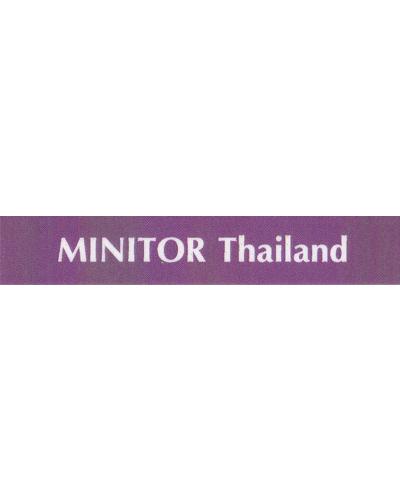 MINITOR (THAILAND) CO., LTD. - ワイズデジタル【タイで生活する人のための情報サイト】