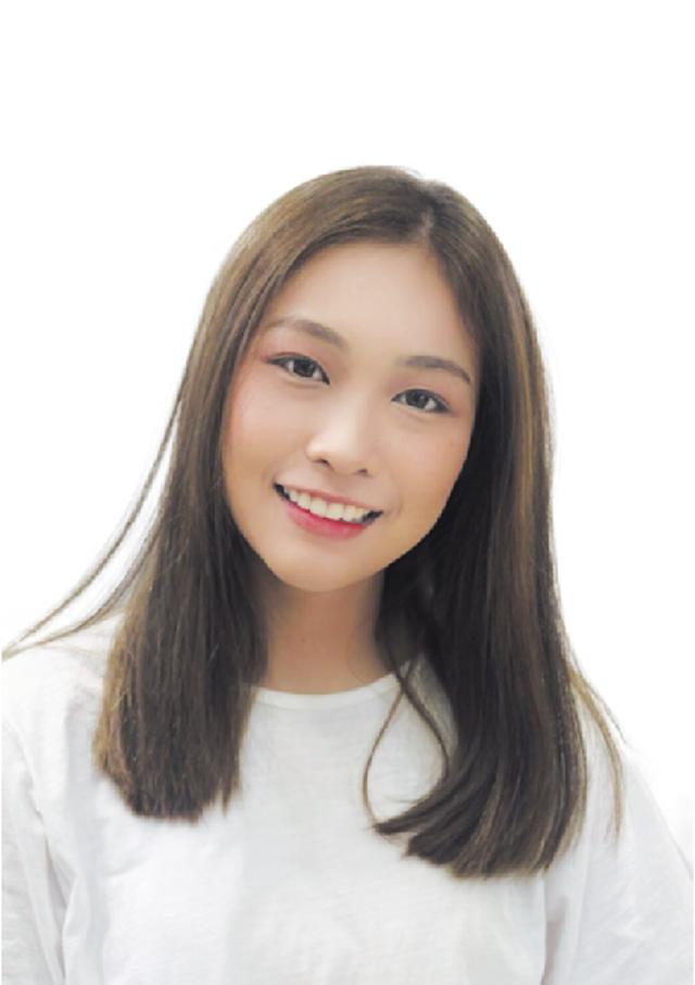 ヘアスタイル ヘアカラー モカ・ブラウン - Hair Style Moca  Brown - 2,200B〜