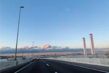 成熟した首都高速がオリンピックを支える