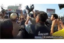 8日、陸軍特務曹長のジャカパン・トマ(31)容疑者がナコーンラーチャシーマー県内の陸軍基地や商業施設などで銃を乱射。