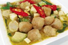 元宮廷料理人による本格タイ料理