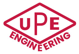 U.P.E. ENGINEERING CO., LTD. LOGO