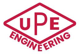 U.P.E. ENGINEERING CO., LTD. LOGO