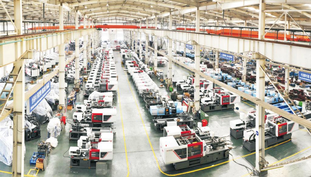 จัดจำหน่ายเครื่องฉีดพลาสติกและอุปกรณ์เสริมที่ช่วยเพิ่มประสิทธิภาพในการผลิต รวมถึงนำเสนออุปกรณ์อำนวยความสะดวกต่าง ๆ เช่น ระบบอัตโนมัติและเครื่องมือประหยัดพลังงาน พร้อมทั้งบริการดูแลหลังการขาย