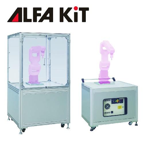 """ALFA KiD"" แท่นวางอะลูมิเนียมสำหรับติดตั้ง Robot ขนาดเล็ก - ワイズデジタル【タイで生活する人のための情報サイト】"