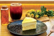 【Honeyful Café】Yuzu Cheesecake 150 Baht
